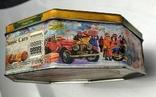 Металлическая коробка, фото №4