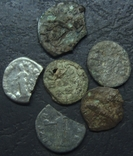 Монеты Древнего Рима (денарии) 10 штук, плюс бонус., фото №6