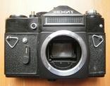 Фотоаппарат Зенит , объектив Гелиос, фото №5
