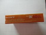 Кассета SONY DV premium, фото №5