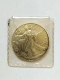 1999 год 1 oz Шагающая свобода, фото №2