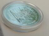 1 доллар, Канада, 1977 г., 25 лет вступлению на престол Елизаветы II, серебро, фото №5