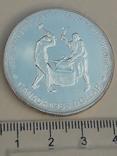 1 доллар, Канада, 1988 год, 250 лет кузницам Сен-Мориса, серебро, 23.38 грамма, фото №3