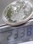 1 доллар, Канада, 1988 год, 250 лет кузницам Сен-Мориса, серебро, 23.38 грамма, фото №4