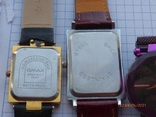 Кварцевые часы на ходу одним лотом, фото №10