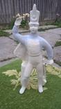 Гусар фарфор статуэтка Коростень Трегубова В.М, фото №2