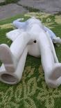 Гусар фарфор статуэтка Коростень Трегубова В.М, фото №5