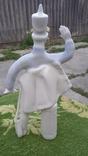 Гусар фарфор статуэтка Коростень Трегубова В.М, фото №8