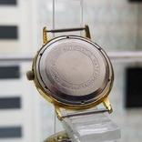 Позолоченные часы Полет де Люкс 29 камней Автоподзавод ау20 СССР (на ходу), фото №7