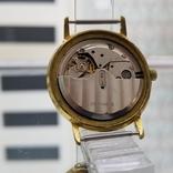 Позолоченные часы Полет де Люкс 29 камней Автоподзавод ау20 СССР (на ходу), фото №9