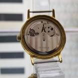 Позолоченные часы Полет де Люкс 29 камней Автоподзавод ау20 СССР (на ходу), фото №10