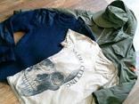 Комплект Германия (куртка,свитер,футболка ,кепка)разм.М, фото №2