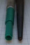 Перьевая ручка АР-65 для набора. Пишет довольно мягко и тонко. Перо гибкое, фото №4