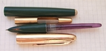 """Перьевая ручка """"Rainbow-290"""". Пишет довольно мягко и очень тонко, фото №4"""