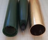 """Перьевая ручка """"Rainbow-290"""". Пишет довольно мягко и очень тонко, фото №6"""