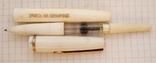 """Перьевая ручка АР-19 """"Учись на отлично"""". Пишет мягко, тонко и насыщенно, фото №4"""