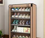 Тканевый шкаф для обуви В5 TV10027 (60х30х90 см), фото №4