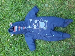 Дитячий комбінезон Pumpkin Patch., фото №6