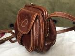Кожаная сумка borella, фото №3