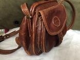 Кожаная сумка borella, фото №4