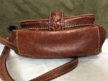 Кожаная сумка borella, фото №5
