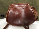 Кожаная сумка borella, фото №6