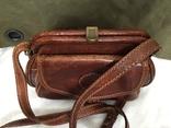 Кожаная сумка borella, фото №7
