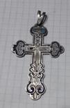 Крестик большой в эмалях., фото №2