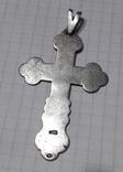 Крестик большой в эмалях., фото №4