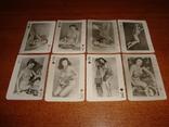 Игральные карты Модели, фото №2