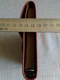 Блокнот для записей в кожаной обкладке(см описание), фото №6