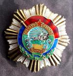 Орден Трудового Красного Знамени, Монголия винт, фото №2