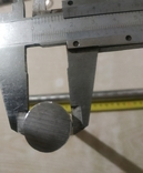 Заготовка дюраль диаметр 18 мм 2 шт, фото №3
