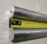 Заготовка дюраль диаметр 18 мм 2 шт, фото №5