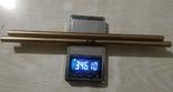 Прутки латунь диаметр 10 мм 2 шт, фото №4