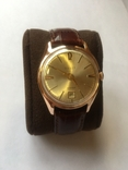 Золотые часы Полет, фото №3