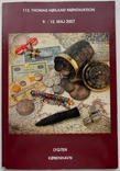 2007 г. Аукционник Thomas Hoiland Montauktion Монеты Награды Боны 176 стр. Тираж ? (2001), фото №2