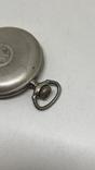 Часы карманные серебро 84пр, фото №6