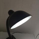 Настольная лампа НКВД, карболит, фото №5