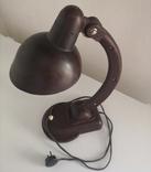 Настольная лампа НКВД, карболит, фото №7