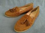 Туфли FIORE из Англии Замша 37 размера, фото №7