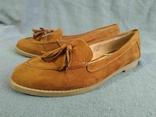 Туфли FIORE из Англии Замша 37 размера, фото №2