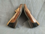 Туфли CLARKS Англия Кожа 39, фото №3