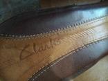 Туфли CLARKS Англия Кожа 39, фото №5