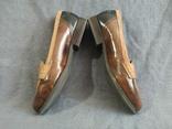 Туфли CLARKS Англия Кожа 39, фото №6