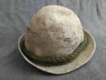 Винтажная альпийская шляпа Германия, фото №7