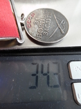 Медаль СССР За боевые заслуги. № 331225 - Диапазон 1942 года., фото №13