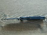 Складной нож Columbia полуавтомат 22 см, фото №5