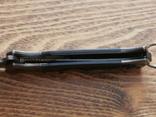 Складной нож Columbia полуавтомат 22 см, фото №7