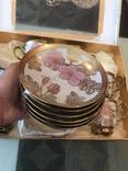 Набор чайный-кофейный, 6 персон, новый, фото №3